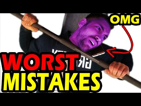 ★TOP 5 Worst Workout Mistakes (You Can Easily Avoid) ➟ Biggest Common gym myths & Nutrition fails