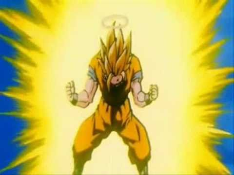 All of Goku's Super Saiyan Transformations Part [2/2]