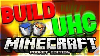 getlinkyoutube.com-MCPE BUILD UHC PVP MAP 0.13.1 | Minecraft PE (Pocket Edition)