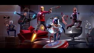 getlinkyoutube.com-Captain America Civil War Toys 2016