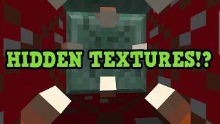 getlinkyoutube.com-Minecraft Xbox One / PS4 - 5 HIDDEN Textures