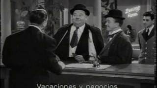 getlinkyoutube.com-The Bullfighters - Laurel & Hardy (Parte 1)