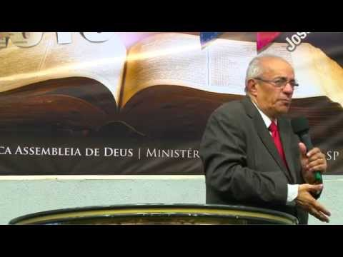 13 de janeiro de 2012 - Pastor Geziel Gomes