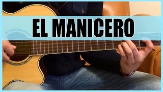 Como tocar - El Manicero Acordes Bajo y Requinto - Tutorial Guitarra (HD)