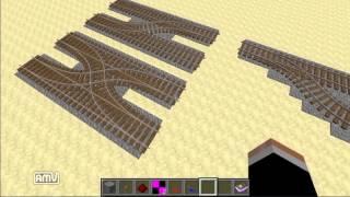 getlinkyoutube.com-【Minecraft Mod】 Real Train Mod 【01】