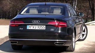 getlinkyoutube.com-2016 Audi A8 3.0 TDI Quattro (262 HP) Test Drive | by TEST DRIVE FREAK
