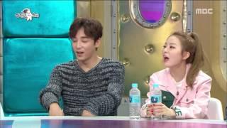 getlinkyoutube.com-[RADIO STAR] 라디오스타 - Jin Ee-han showed his finger dance 20150930