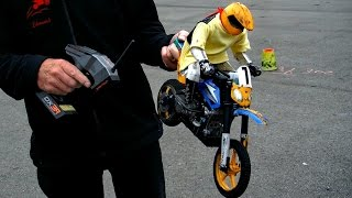 getlinkyoutube.com-RC MOTORCYCLE POWERFUL SPEED ELECTRO RC MOTORBIKE THAT´S FUN / Faszination Modellbau 2015