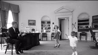 getlinkyoutube.com-Caroline Kennedy Remembers a Visit to the Nixon White House