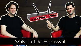 getlinkyoutube.com-MikroTik Tutorial 04 Firewall [deutsch]