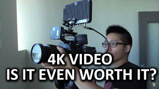 getlinkyoutube.com-4K Video - is it worth it?
