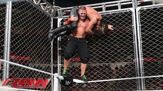 getlinkyoutube.com-John Cena vs. Seth Rollins - Steel Cage Match: Raw, December 15, 2014