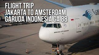 getlinkyoutube.com-Flight Trip Jakarta to Amsterdam | Garuda Indonesia