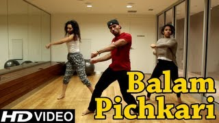 getlinkyoutube.com-Balam Pichkari - Yeh Jawaani Hai Deewani   Dance Choreography