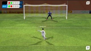 getlinkyoutube.com-Dream League Soccer - Real Madrid vs Marsel (Penalty kick)
