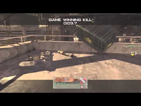 QUAD CARE PACKAGE STALL OF THE ROOF!!