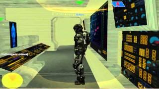 getlinkyoutube.com-Let's Play: Halo: Custom Edition [PC]: ODST Part: 1
