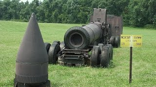 getlinkyoutube.com-WORLDS LARGEST & POWERFUL Artillery Mortar US Military historic footage