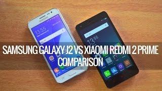 getlinkyoutube.com-Samsung Galaxy J2 vs Xiaomi Redmi 2 Prime- Comparison