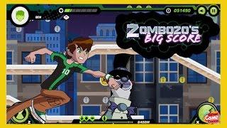 getlinkyoutube.com-Ben 10 Omniverse Zombozo's Big Score ᴴᴰ - Ben 10 Games
