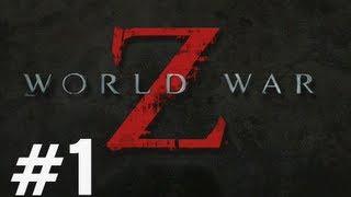 getlinkyoutube.com-World War Z Gameplay Walkthrough Part 1 (Story Mode) iOS Android Zombies Game iPhone