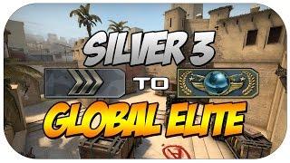 getlinkyoutube.com-CSGO - Road to Global Elite - Silver 3