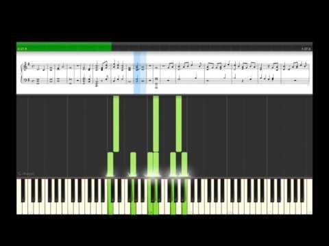 Civilization 6 - Main Theme Piano Tutorial