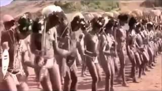 getlinkyoutube.com-Amazon Tribes Documentary Zulu And Swazi Tribes Virgin Girls Dance