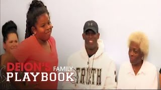 getlinkyoutube.com-Sneak Peek: Bossy and Deion Get Down in Dance Class | Deion's Family Playbook | OWN