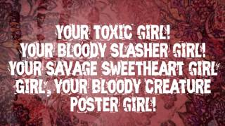 getlinkyoutube.com-Bloody Creature Poster Girl-ITM *LYRICS*