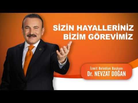 Başkanın Videoları - Dr. Nevzat Doğan İzmit Belediyesi Seçim 2014
