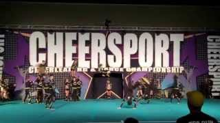 getlinkyoutube.com-Top Gun Large Coed 4/18/15 #TGLC CheerSport Local