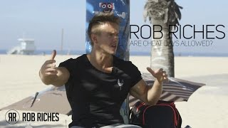 getlinkyoutube.com-Are Cheat Meals Allowed? | Q&A with Rob Riches
