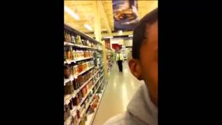 getlinkyoutube.com-Epic Racist Fail - Crazy Lady in Walmart and What Happens When Shopping While Black