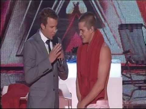 Johnny Ruffo (song 2 of 2) - X Factor Australia 2011 Live Show 9 (FULL)