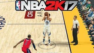getlinkyoutube.com-NBA 2k17- Stephen Curry Jumpshot Fix