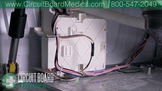getlinkyoutube.com-W10374126 Motor Control Unit (MCU) Removal & Repair