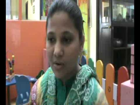 Crystal Children Centre Play School in DLF Phase II,Delhi NCR Video Review by Shweta  Mehta