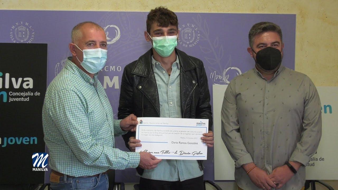 Dario Ramos gana el concurso del Logo de Juventud