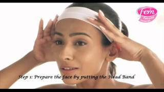 getlinkyoutube.com-How to apply Fem Bleach in 6 easy steps