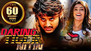 getlinkyoutube.com-Daring Tiger Nitin (2016) Full Hindi Dubbed Movie | Nitin movies hindi dubbed, Kajal Agarwal