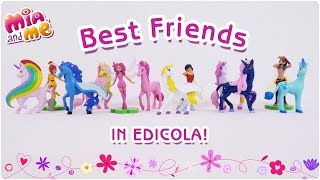 getlinkyoutube.com-Mia and me - Scopriamo insieme Mia and me Best Friends!
