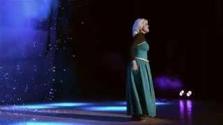 "getlinkyoutube.com-Damaris Rubio - Elsa ""Libre Soy"""