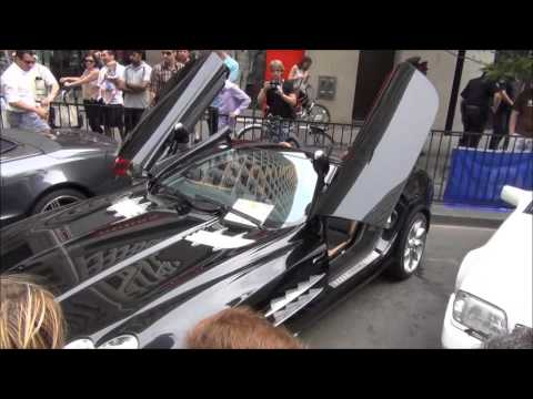 Exotic Cars Show in Toronto