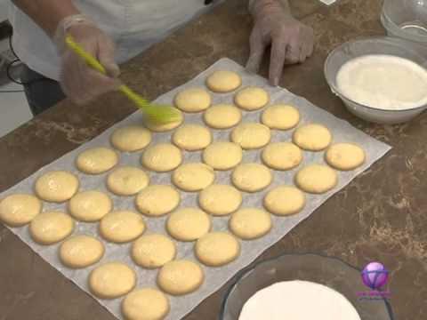 Espaço Culinária - Receita: Bem Casado - Bloco 3 - 14.09.12 - TV Mundi