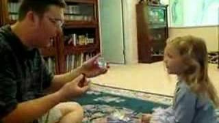 getlinkyoutube.com-4-Year-Old Girl Eats Crickets