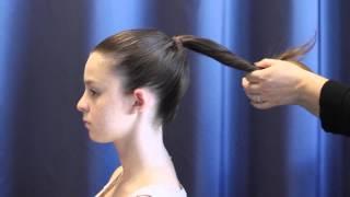 getlinkyoutube.com-How to Put Your Hair in a Bun