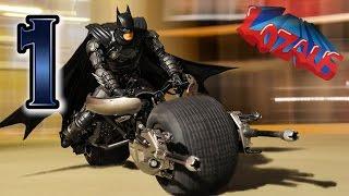 getlinkyoutube.com-BATMAN STOP MOTION Action Video Part 1