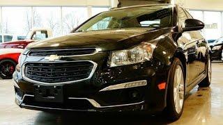 getlinkyoutube.com-2015 Chevrolet Cruze Review