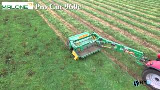 Malone PRO CUT 960c Trailed Mower Conditioner